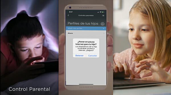 Control Parental desde el router con app gratuita