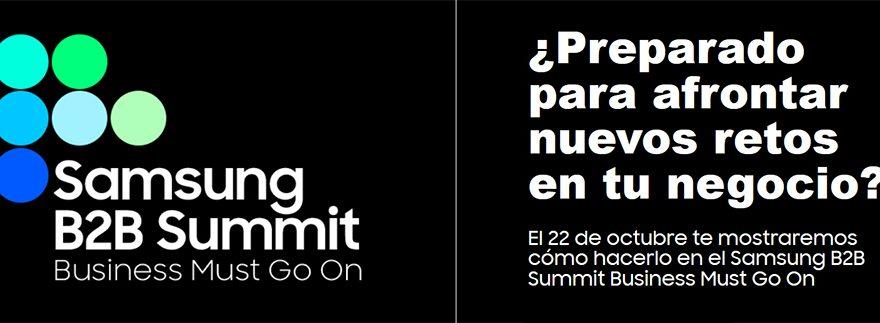 Samsung B2B Summit
