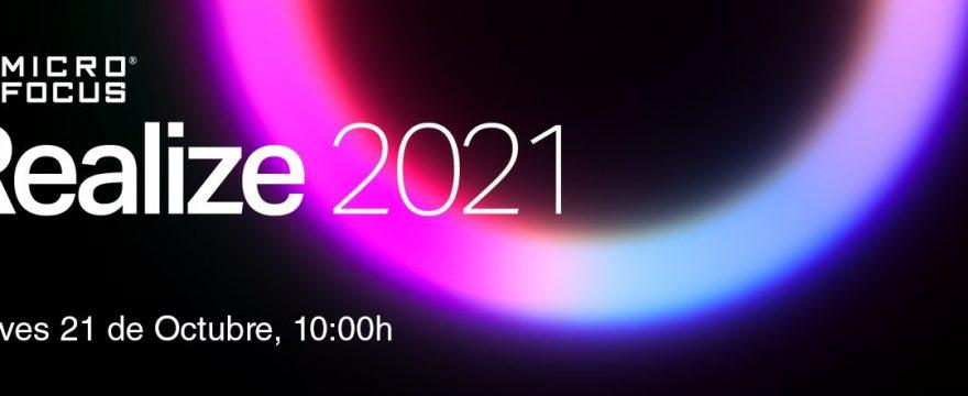 Micro Focus Realize 2021
