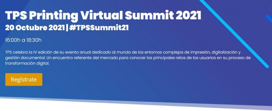 TPS Printing Virtual Summit 2021